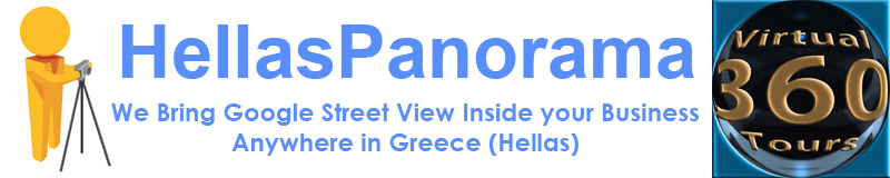 We Bring Google Street View Inside Your Business in Greece Hellas Panorama