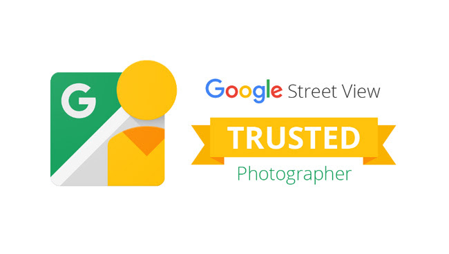 Google Street View Trusted Photographer in Greece